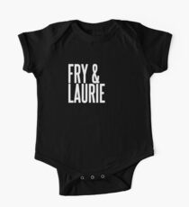 Fry & Laurie One Piece - Short Sleeve