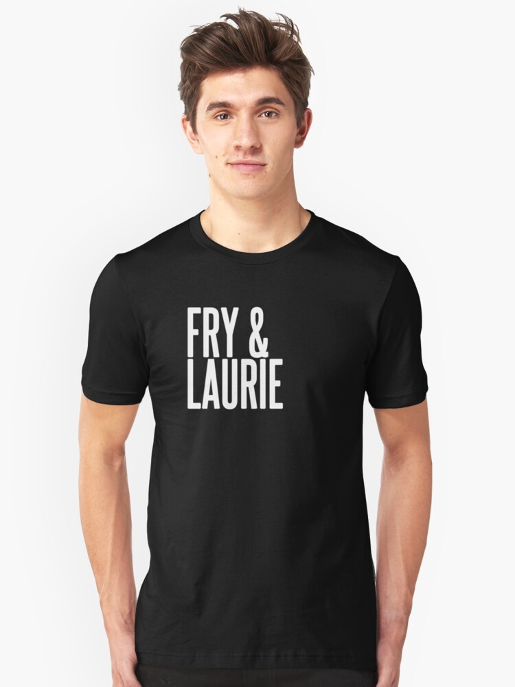 Fry & Laurie by Margaret Who