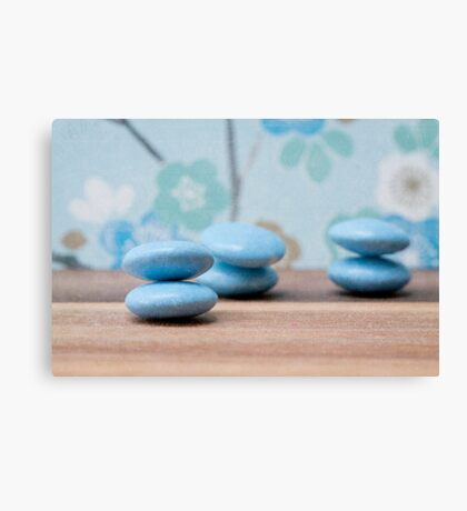 Smart Stack Canvas Print