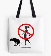 BadOwner.org Tote Bag
