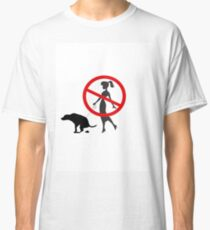 BadOwner Classic T-Shirt