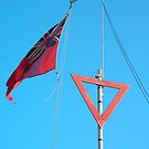 Red duster… Red triangle. by pix-elation