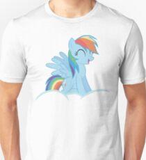 Rainbow Dash Cloud Unisex T-Shirt