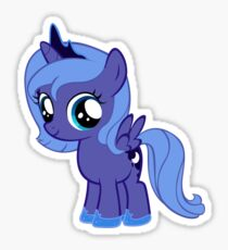 Filly luna Sticker