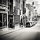 Side Street by Christine Wilson