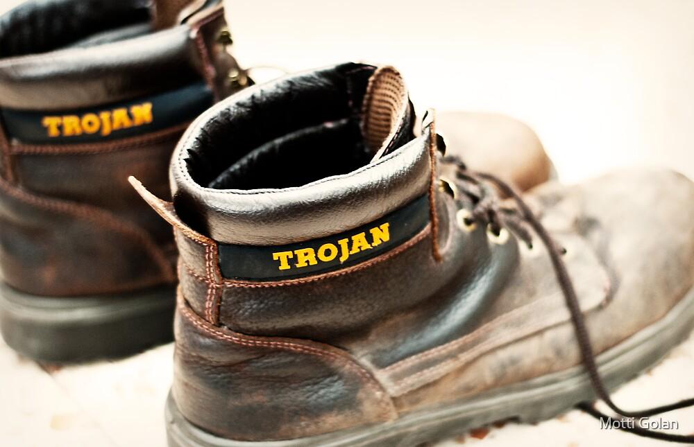 TROJAN by Motti Golan