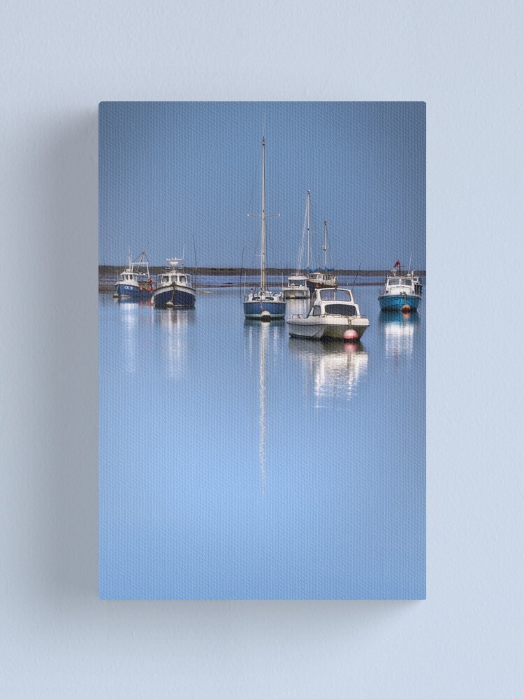 Alternate view of Mersea Island Morning Canvas Print