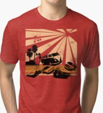 VW Festival Tri-blend T-Shirt