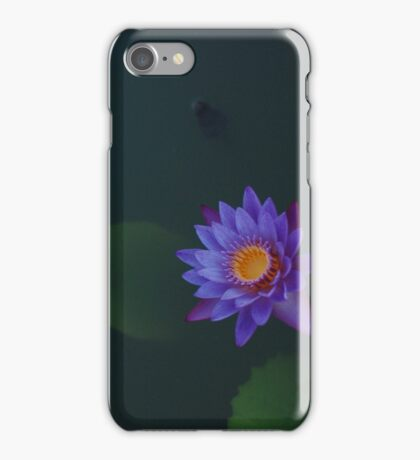 green pond: available as prints/cards/iphone/samsung galaxy covers iPhone Case/Skin