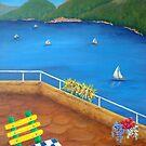 Lake Como by Allegretto