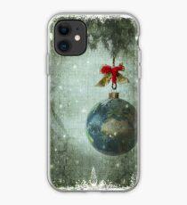 Peace on earth... iPhone Case