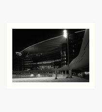 Meydan Racecourse - Dubai Art Print
