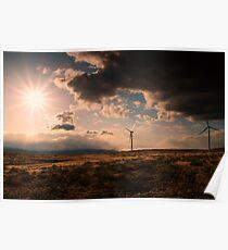 Renewable Energy Poster
