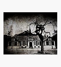 The mansion Photographic Print