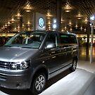 VW Van by Patrick Metzdorf