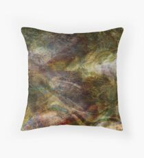Elements of Earth Throw Pillow