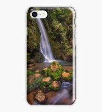Mclarens single fall iPhone Case/Skin