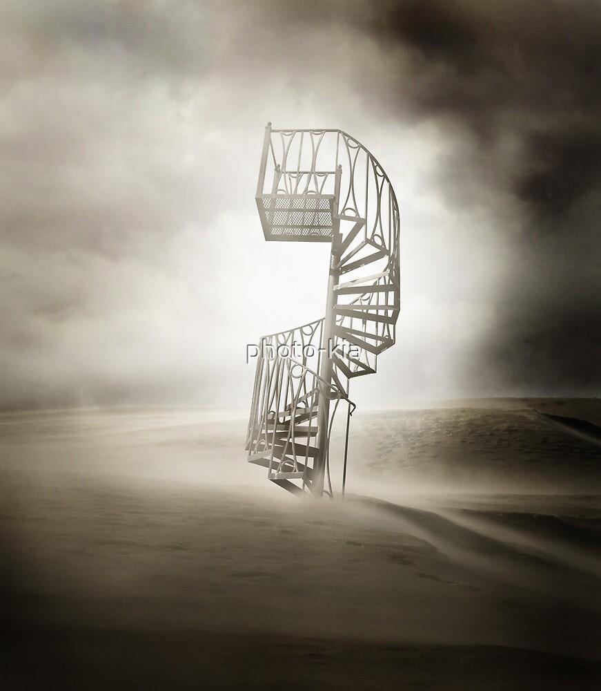 Stairway by photo-kia