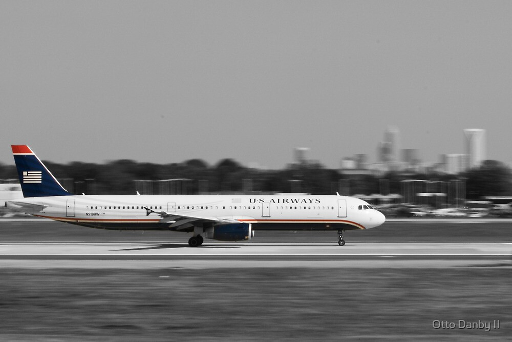 US Airways by Otto Danby II