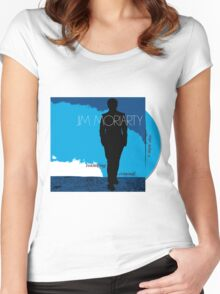 Smooth Consulting Criminal Women's Fitted Scoop T-Shirt