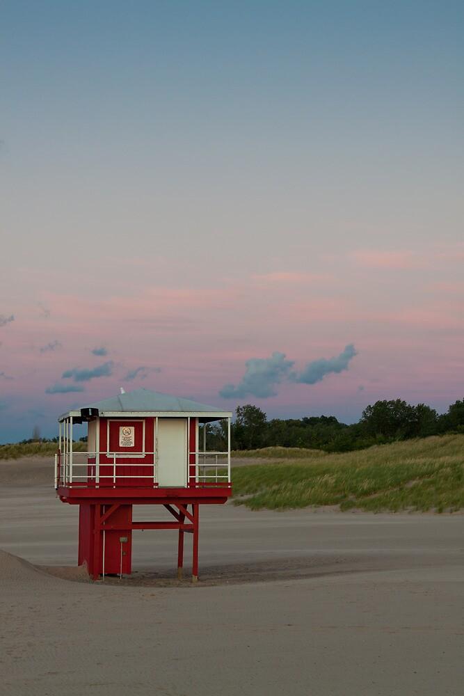 Beach hut by gematrium
