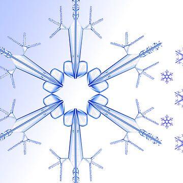 Snowflake by zfollweiler