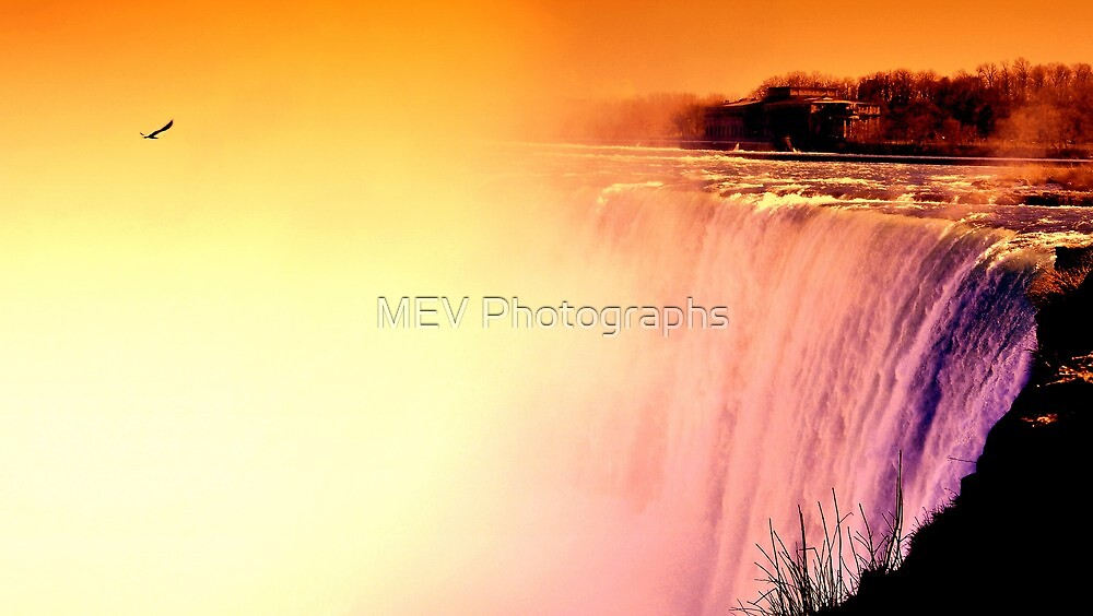 Golden Flow by MEV Photographs