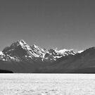 Mount Cook by gematrium