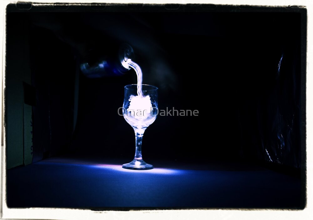 Light Beer by Omar Dakhane
