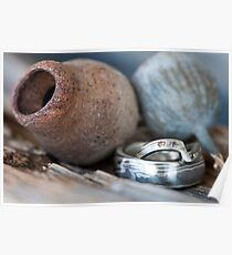 Wedding Rings Poster