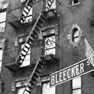Bleecker and Jones by Matthew Tyrrell