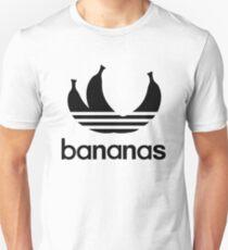 Bananas parody logo Unisex T-Shirt