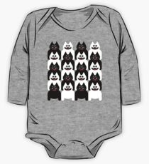 CROWD OF CATS One Piece - Long Sleeve