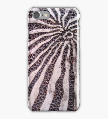 Spiralling Clay iPhone Case/Skin