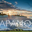 Papamoa, New Zealand by Ken Wright