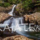 Kaiate Falls by Ken Wright