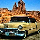 1954 Cadillac Coupe deVille by TeeMack