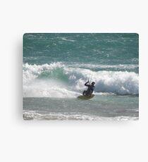 Skimmer Canvas Print