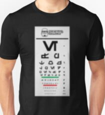 Stormtrooper Eye Exam T-Shirt