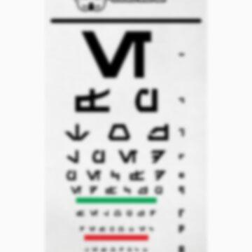 Stormtrooper Eye Exam by Eozen