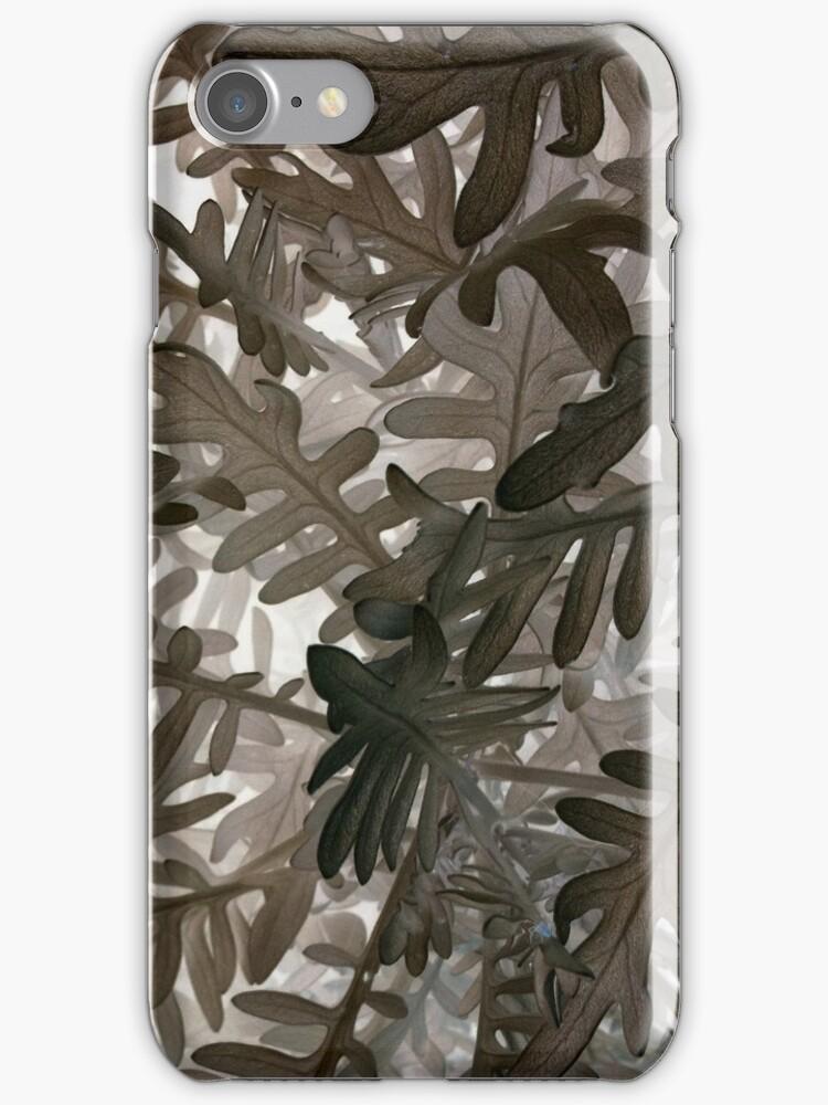 Leaves, inverse by suranyami