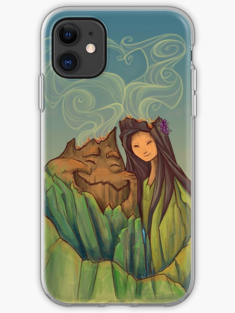 Lava Love iPhone 11 case