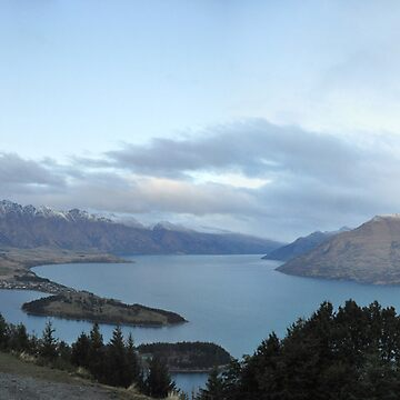 Queenstown by Shirlaw