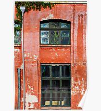Fremantle Wall 1 - Indoor Garden? Poster