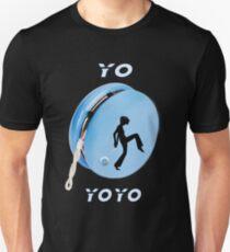 ツ ツ YO-YoYo-T-SHIRT-DUVET-JOURNAL-KISSEN-SCHAL ECT. ☀ ツ Slim Fit T-Shirt