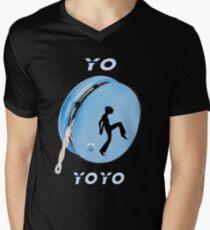 ☀ ツ YO-YoYo-TEE SHIRT-DUVET-JOURNAL-PILLOW- SCARF ECT. ☀ ツ Mens V-Neck T-Shirt