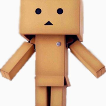 Danbo by CRiT