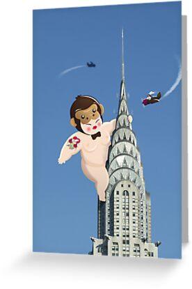 Queen Kong by TokyoCandies