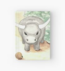 Ben and the dungbeetle Hardcover Journal