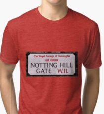 Notting Hill Gate Tri-blend T-Shirt